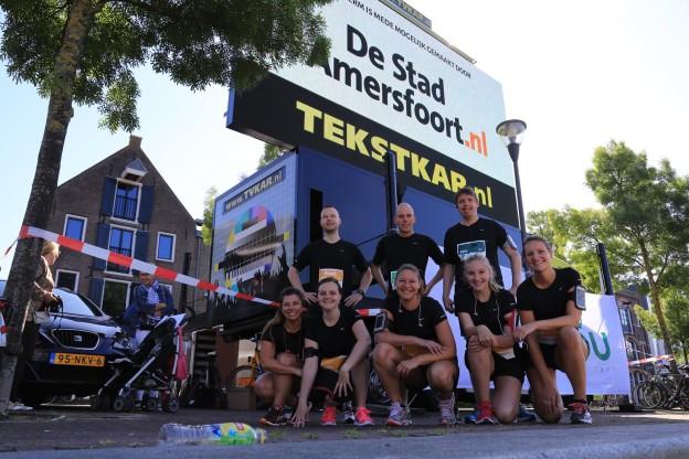 Tekstkar Marathon Amersfoort