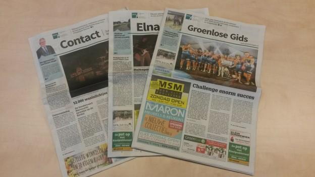 Nieuwe kranten