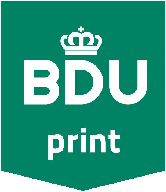 BDUprint kleur